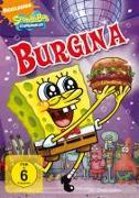 Cover-Bild zu Osborne, Kent: SpongeBob Schwammkopf - Burgina