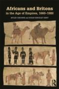 Cover-Bild zu Osborne, Myles: Africans and Britons in the Age of Empires, 1660-1980 (eBook)