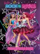 Cover-Bild zu Mattel: Barbie principessa rock (eBook)