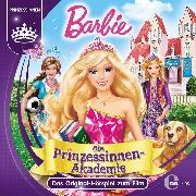 Cover-Bild zu Karallus, Thomas: Die Prinzessinnen Akademie (Das Original-Hörspiel zum Film) (Audio Download)