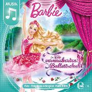 Cover-Bild zu Karallus, Thomas: Die verzauberten Ballettschuhe (Das Original-Hörspiel zum Film) (Audio Download)