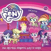 Cover-Bild zu Strunck, Angela: Folge 23: Zeitreisen / Apfelsaft für alle Ponys (Das Original-Hörspiel zur TV-Serie) (Audio Download)