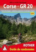 Cover-Bild zu Corse - GR 20 (Korsika GR 20 - französische Ausgabe)