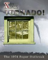 Cover-Bild zu Ball, Jacqueline A.: Tornado!