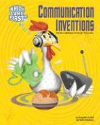 Cover-Bild zu Ball, Jacqueline A. Kaufman: Communication Inventions: From Hieroglyphics to DVDs