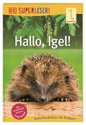 Cover-Bild zu Buller, Laura: SUPERLESER! Hallo, Igel!