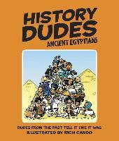Cover-Bild zu Buller, Laura: History Dudes Ancient Egyptians (eBook)