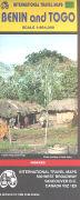 Cover-Bild zu Benin and Togo. 1:864'000