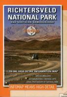 Cover-Bild zu Richtersveld National Park 1 : 250 000
