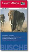 Cover-Bild zu South Africa. 1:2'200'000