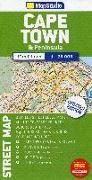Cover-Bild zu Cape Town & Peninsula 1 : 25 000