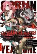 Cover-Bild zu Kagyu, Kumo: Goblin Slayer! Year One 01