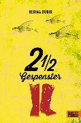 Cover-Bild zu Dürig, Regina: 2 ½ Gespenster (eBook)