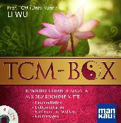 Cover-Bild zu TCM-Box: Bewährte Heilmeditationen aus dem Reich der Mitte