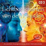 Cover-Bild zu Lichtbotschaften von den Plejaden [Übungs-CD 3]