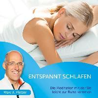 Cover-Bild zu Entspannt schlafen