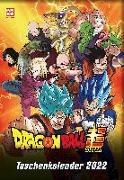 Cover-Bild zu Toriyama, Akira: Dragonball Super - Taschenkalender 2022