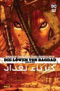 Cover-Bild zu Vaughan, Brian K.: Die Löwen von Bagdad Deluxe