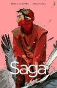 Cover-Bild zu Brian K Vaughan: Saga Volume 2