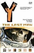 Cover-Bild zu Vaughan, Brian K.: Y: The last Man