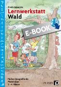 Cover-Bild zu Jebautzke, Kirstin: Lernwerkstatt Wald (eBook)