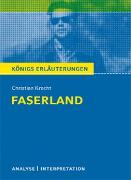 Cover-Bild zu Möckel, Magret: Faserland von Christian Kracht. Textanalyse und Interpretation (eBook)