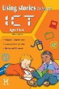 Cover-Bild zu Loughrey, Anita: Using Stories to Teach ICT Ages 5 to 6 (eBook)
