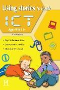 Cover-Bild zu Loughrey, Anita: Using Stories to Teach ICT Ages 9 to 11+ (eBook)