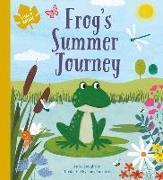 Cover-Bild zu Loughrey, Anita: Frog's Summer Journey