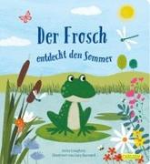 Cover-Bild zu Loughrey, Anita: Der Frosch entdeckt den Sommer