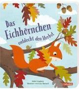 Cover-Bild zu Loughrey, Anita: Das Eichhörnchen entdeckt den Herbst