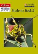 Cover-Bild zu Paizee, Daphne: International Primary Science Student's Book 5