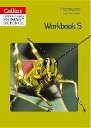 Cover-Bild zu Paizee, Daphne: International Primary Science Workbook 5