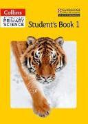 Cover-Bild zu Skillicorn, Phillipa: International Primary Science Student's Book 1