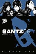 Cover-Bild zu Oku, Hiroya: Gantz 6