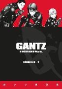 Cover-Bild zu Oku, Hiroya: Gantz Omnibus Volume 2