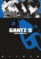 Cover-Bild zu Oku, Hiroya: Gantz, Volume 16