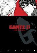Cover-Bild zu Oku, Hiroya: Gantz Volume 37