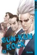 Cover-Bild zu Boichi: Sun-Ken Rock 13