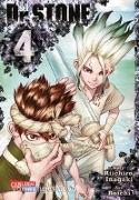 Cover-Bild zu BOICHI: Dr. Stone 4