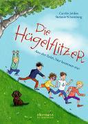 Cover-Bild zu Jelden, Carolin: Die Hügelflitzer
