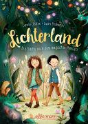 Cover-Bild zu Jelden, Carolin: Lichterland 1. Die Suche nach dem magischen Amulett
