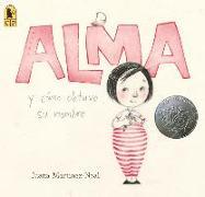 Cover-Bild zu Martinez-Neal, Juana: Alma Y Cómo Obtuvo Su Nombre
