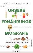 Cover-Bild zu Biesalski, Hans Konrad: Unsere Ernährungsbiografie (eBook)