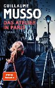 Cover-Bild zu Musso, Guillaume: Das Atelier in Paris (eBook)