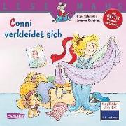 Cover-Bild zu Schneider, Liane: Conni verkleidet sich