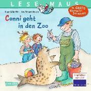Cover-Bild zu Schneider, Liane: Conni geht in den Zoo