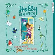 Cover-Bild zu Holly Hexenbesen zaubert Chaos in der Schule (Audio Download) von Kuenzler, Lou