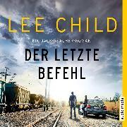 Cover-Bild zu Der letzte Befehl. Ein Jack-Reacher-Roman (Audio Download) von Child, Lee