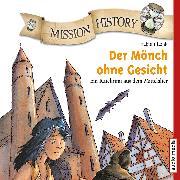 Cover-Bild zu Mission History - Der Mönch ohne Gesicht (Audio Download) von Lenk, Fabian